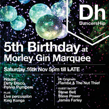 DancersHip 5th Birthday