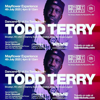 Todd Terry 4th July 2020
