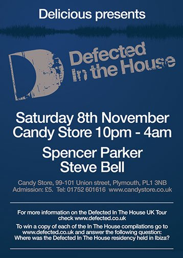 Steve Bell Defected Party Plymouth