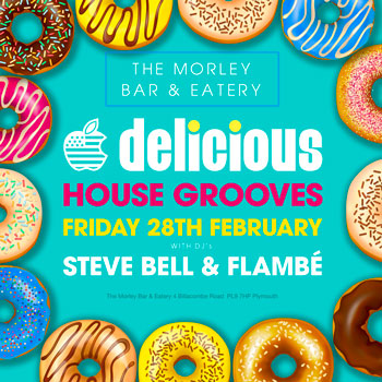 Delicious House Grooves